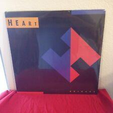 HEART Brigade LP SEALED Vinyl Orig 1990 Club Edition Capitol Records No Barcode