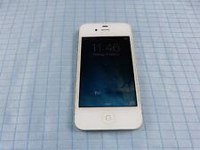 Apple Iphone 4 8GB Weiß/White! Wie neu! Ohne Simlock! TOP ZUSTAND! OVP!