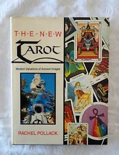 The New Tarot Modern Variations of Ancient Images by Rachel Pollack   HC/DJ 1st