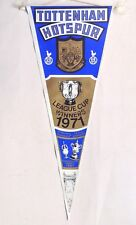 Spurs Vintage 1971 League Cup Winners XL Pennant Tottenham Hotspur