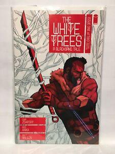 The White Trees A Blacksand Tale #1 VF/NM 2nd Print Image Comics 2019