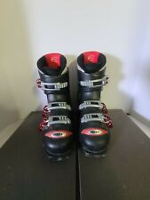 Roces Idea 6 in 1 Kids Ski Boots Youth 22.5-25.5cm | Boy 4.5-7.5 Girl 5.5-8.5