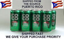 Coco Rico Coconut Soda Puerto Rico Refresco Cold Soft Drink Beverage Food 12lata