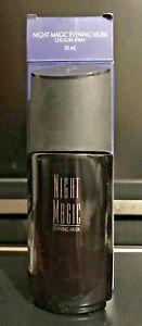 AVON NIGHT MAGIC EVENING MUSK COLOGNE SPRAY 50ML