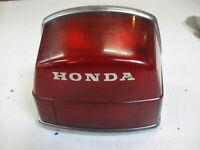6. Honda Cx 500 Year 80 Rear Light (1) Stoplight Taillight