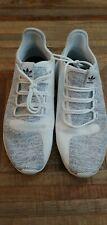 Adidas Originals Tubular Shadow Knit White Black Mens 11.5 Shoes Sneakers BB8827