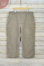 Pantaloni da uomo Carhartt marrone