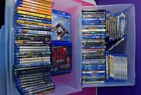 3D Blu-ray Collection - New 3D Movies for 3DTV - 3D Projector - YOU CHOOSE