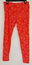 Lularoe TC Leggings Tall & Curvy Pink Hearts & Love Print Valentines Day