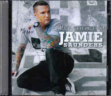 Jamie Saunders-Als Je Naar Me Lacht Promo cd single