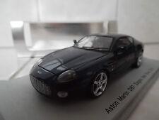 1:43 Spark Aston Martin DB7 Zagato 2003 Met. Blue Blau MIB VERY RARE