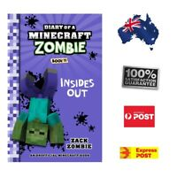 Diary of a Minecraft Zombie by Zack Zombie - Book 11 FREE SHIPPING read kids