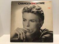 David Bowie Vinyl Record Changes One LP Album Space Oddity Ziggy Fame