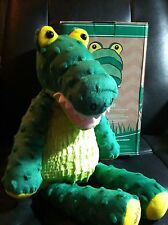 NEW With Box Scentsy Buddy - NILE THE CROCODILE