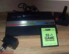 ATARI 2600 Konsole und CONTROLLER und 32 Spiele 32 in 1 Modul  SOFORT ! TOP