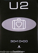 U2 2000 All That You Can't Leave Behind Original Double Sided Promo Poster