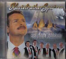 Kastelruther Spatzen-Berg Ohne Wiederkehr cd Album