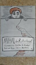 (D75) DDR-Plakat MIHAI DER ROTSCHOPF  Grafik: Hippel 1978