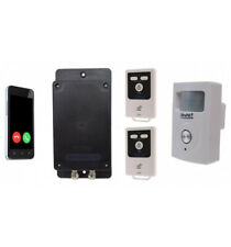 Covert Battery Powered Silent 3G GSM UltraDIAL Alarm supplied with 1 x UltraPIR