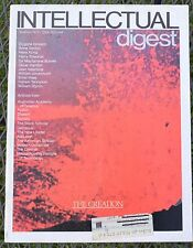 Intellectual Digest - March 1972 - Vol. II, No. 7 - The Creation