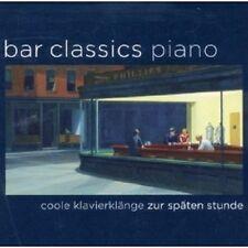BAR CLASSICS PIANO 2 CD NEUF
