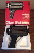Vintage GAF Super 8 Movie Camera ST/202