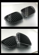 Z3 FLAT MATTE BLACK GRILLE 1996-2002 COUPE GRILL BMW PAINTED FRONT NOSE GRILL