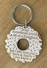 Personalised Valentines Day Gifts For Him Her Boyfriend Funny Love Keyring Gifts