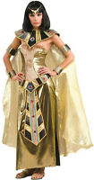 Forum Women's Deluxe Egyptian Goddess Cleopatra Adult Gold Costume