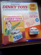 "DINKY TOYS LA DINAMICA FIAT 600 D SCALA 1/43 - DE AGOSTINI 2 NUOVO ""E"""