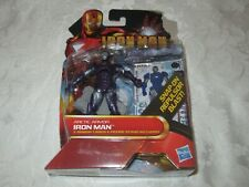 Hasbro Marvel Iron Man 2 Movie Comic Series #33 Arctic Armor Action Figure