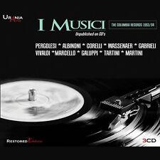I Musici: Unpublished on Audio CD (1953-1954), New Music