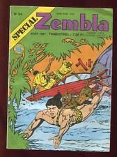 SPECIAL-ZEMBLA N°94. LUG. 1987.