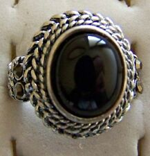 TIBETAN _ SILVER  ~~ SIZE:8 ~  RING -- (GREAT_CHRISTMAS_GIFT)