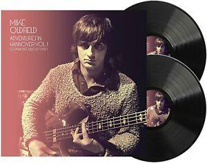 MIKE OLDFIELD Adventures In Hannover Vol 1 German Broadcast 1981 2-LP NEW/SEALED