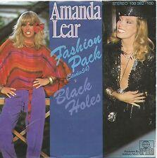 "Amanda Lear - Fashion Pack (7"" Ariola Vinyl-Single Schallplatte Germany 1979)"