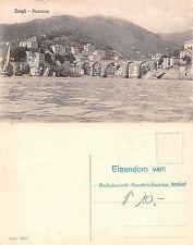 Zoagli - Panorama TIMBRO ARCHIVIO NAZIONALE CARTOLINE OLANDESE (A-L 315)