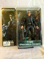 Neca Reel Toys Terminator 2 Action Figure T-800 Pescadero Escape Brand New