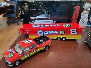 2003 Dale Earnhardt Jr #8 Ritz/ OREO 1:24 Action Brookfield CC&T NASCAR Die-Cast