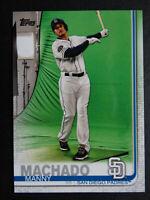 2019 Topps Series 2 #500 Manny Machado San Diego Padres SSP Photo Variation Card