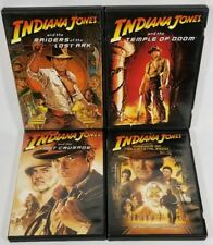Indiana Jones - The Complete Adventure Collection (DVD, 4-Disc Set,...