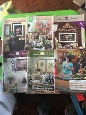 14 Vintage Home Interior and Gifts Catalogs Brochures Reference 80's