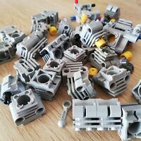 LEGO PARTS - x10 Qty (50 g.) V8 V6 V4 Cylinder engines Crank, Bulk Excellent