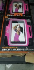 RBX Running Sports Arm Band Universal For Iphone 4 5 6 lot of 6