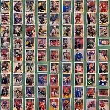 1990-91 Upper Deck Hockey - Rc's, Stars, Legends - You Pick (Fresh From Packs)