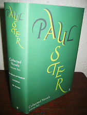 1st/1st Printing COLLECTED NOVELS Paul Auster VOLUME 2 Modern CLASSIC