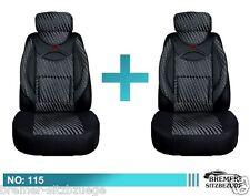 Mercedes B Klasse W245 Maß Schonbezüge  Sitzbezüge Fahrer & Beifahrer 115