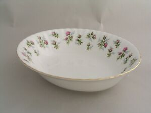 """ROYAL ALBERT WINSOME 9"""" OVAL VEGETABLE DISH."""
