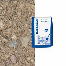 (0,42€/1kg) Betonkies 0-16 mm 25 kg Sack