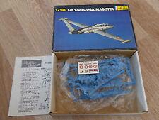 Maquette collection Heller - CM 170 Fouga Magister au 1/100
